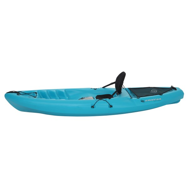 Lifetime Emotion Kayak 90248 Spitfire 9Foot Blue 2 Pack