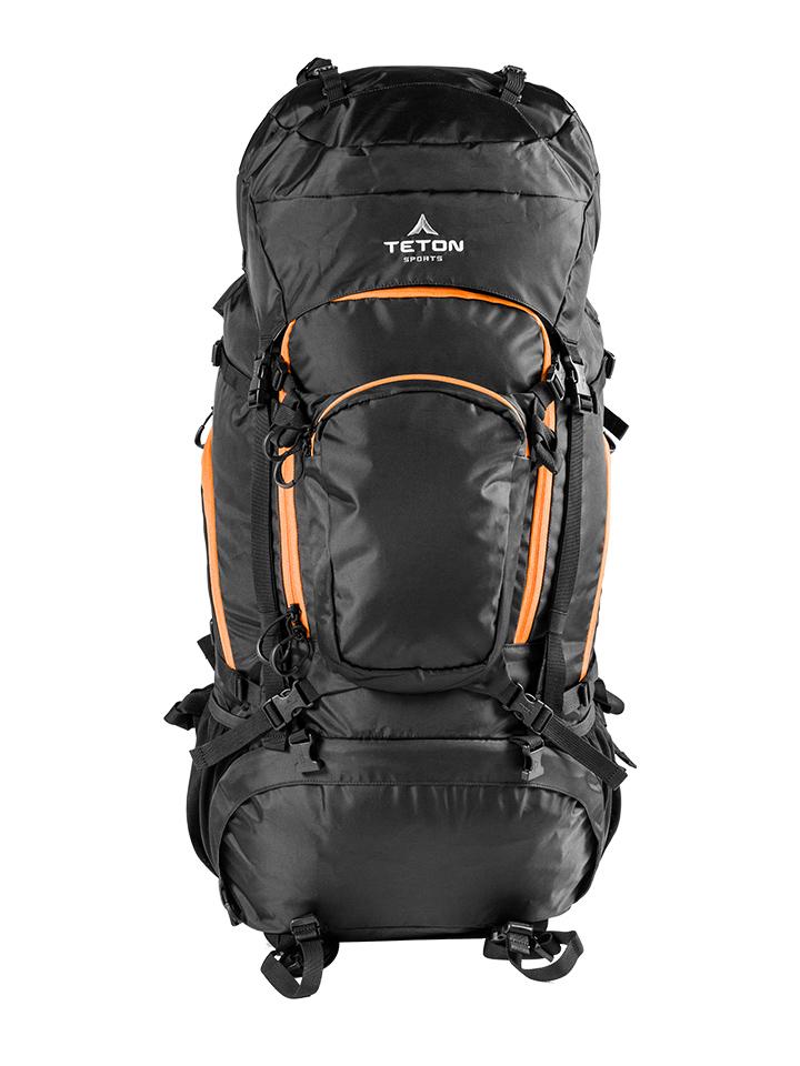 Teton Sports Grand 5500 Internal Frame Backpack With Tarp