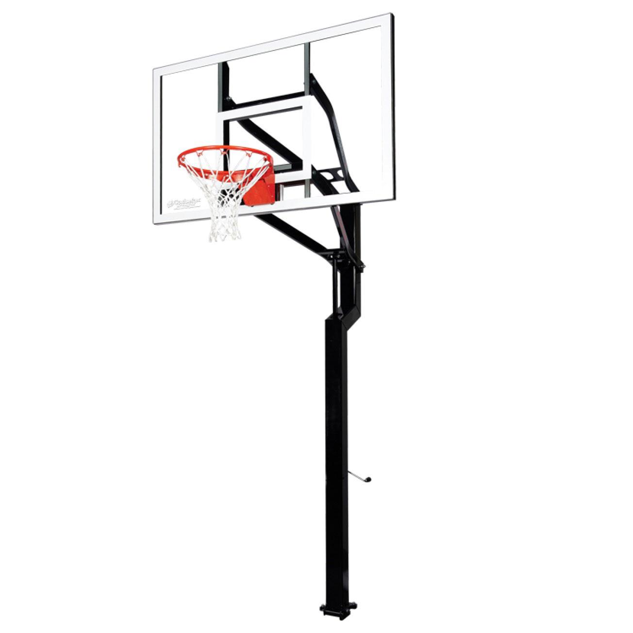 Goalsetter In Ground Basketball Internal All American 60