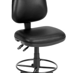 Ofm Posture Task Chair 2nd Row Captains Chairs New Office Adjustable Vinyl