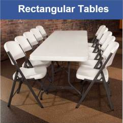 Lifetime Chairs And Tables Farmhouse Table With Metal Folding Banquet Round Card Church