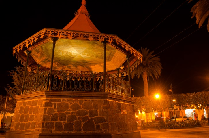 Kiosko de la Plaza principal