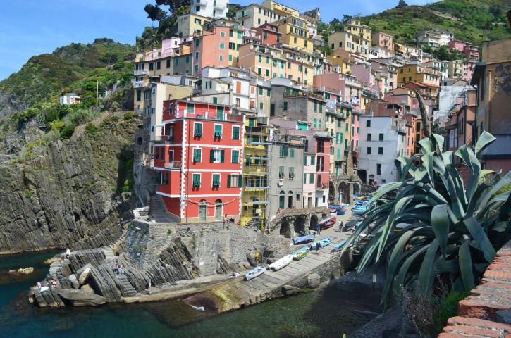 Riomaggiore, Italia.
