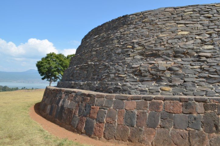 Zona Arqueológica de Las Yácatas