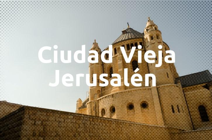 Jerusalén, Ciudad Vieja.