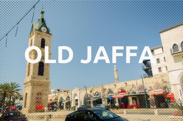 OldJaffa, título.
