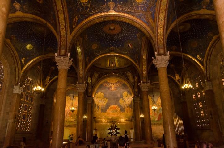 Basílica de Getsemaní, Monte de los Olivos.