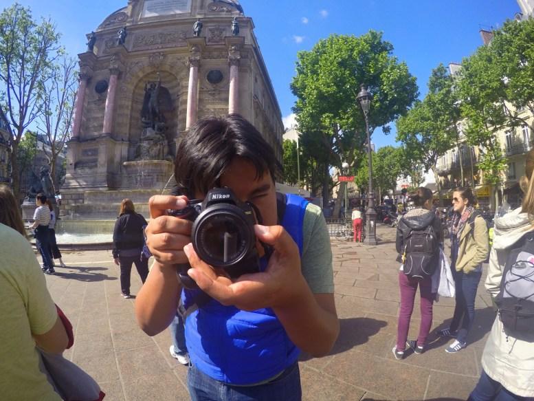 Compita Viajero en París