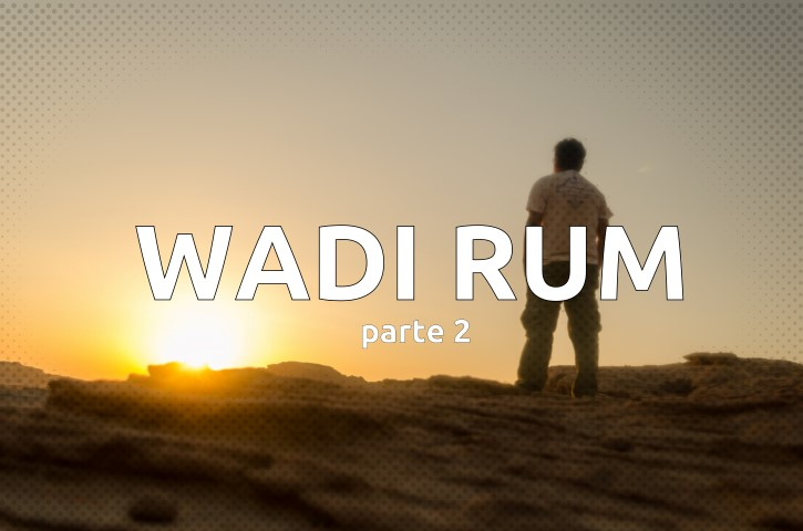 Wadi Rum 2, portada