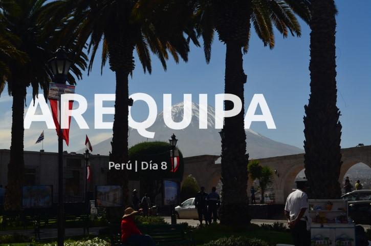 Perú, día 8. Portada