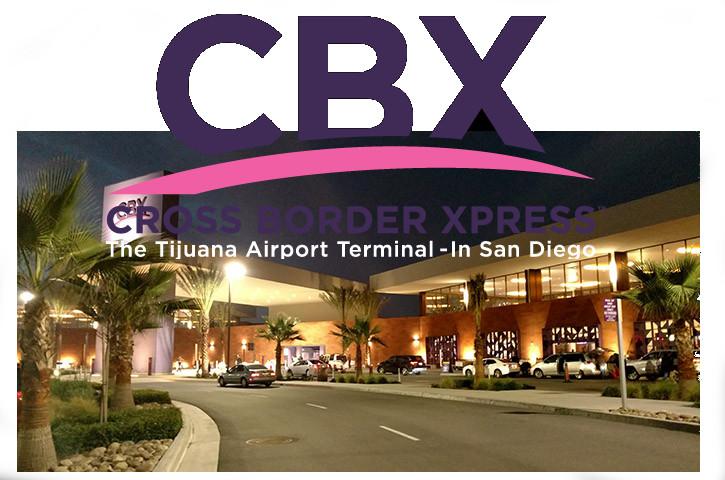 CBX Tijuana - San Diego