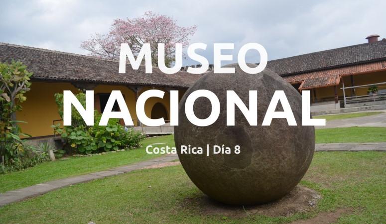 Costa Rica, día 8: San José y Museo Nacional