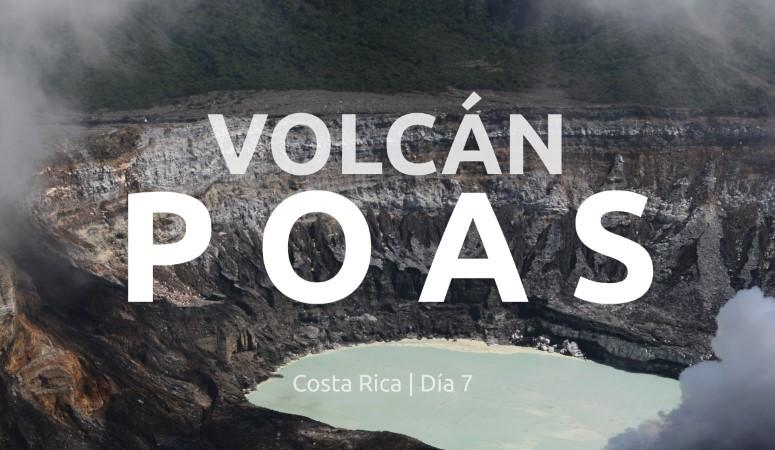 Costa Rica. dia 7: Volcán Poas