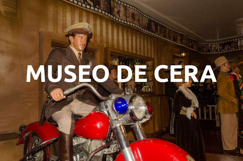 Museo de Cera, Ciudad de México.