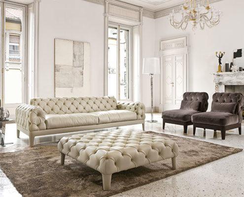 Sala salotto e soggiorno complementi di arredo