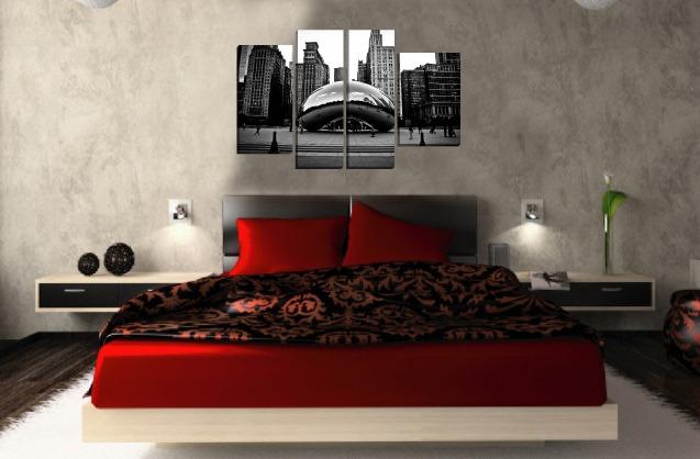 Design alla moda che vivacizzeranno gli interni. Quadri E Poster Da Camera Da Letto Quali Scegliere A Seconda Dello Stile