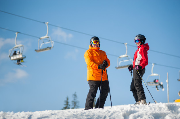 1 - 3 Handy Skiing Tips for Beginners