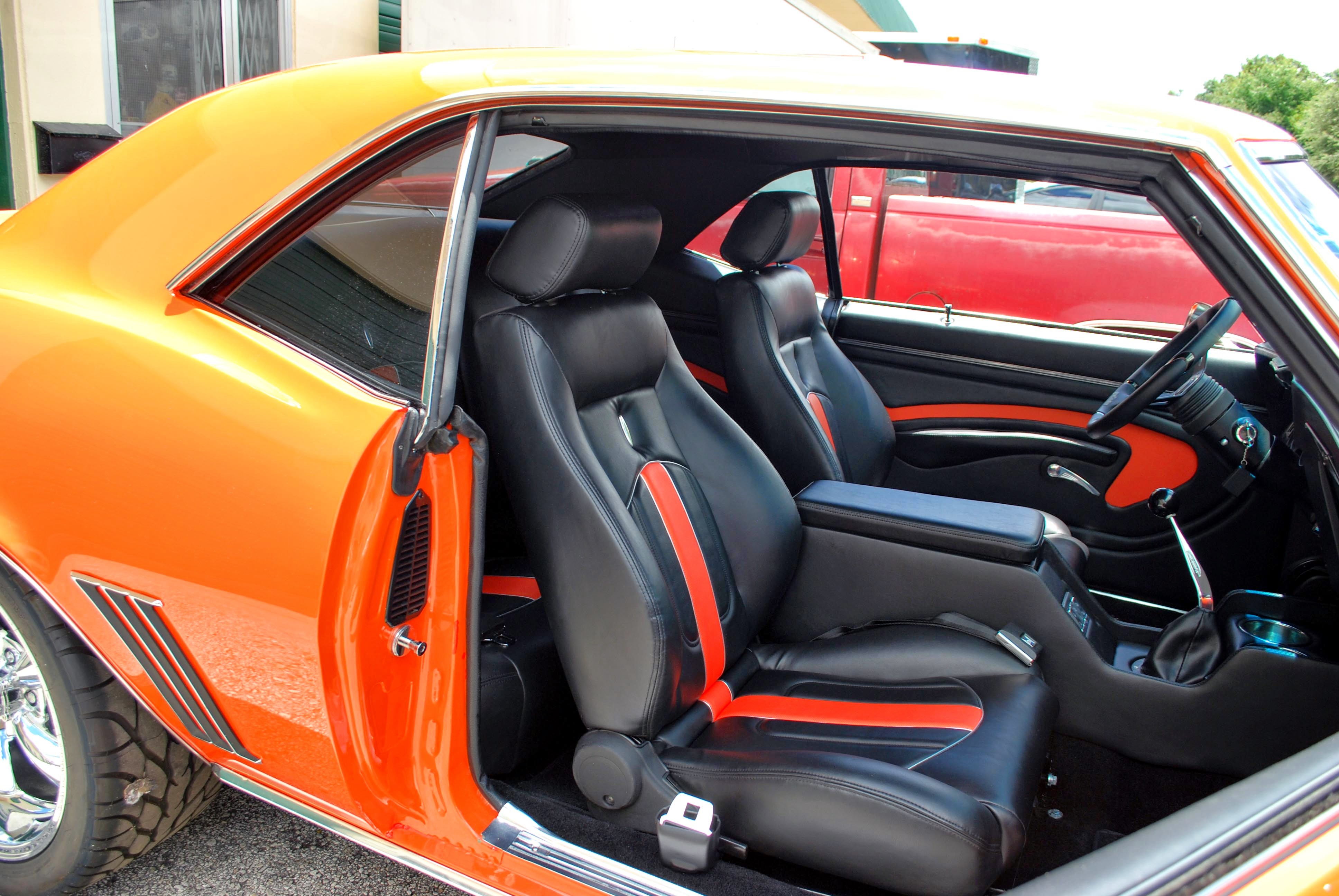 doctor sofa bronx wooden design with price muscle car custom interior billingsblessingbags org