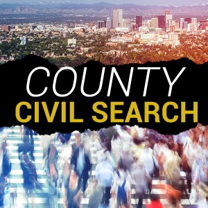 county civil search