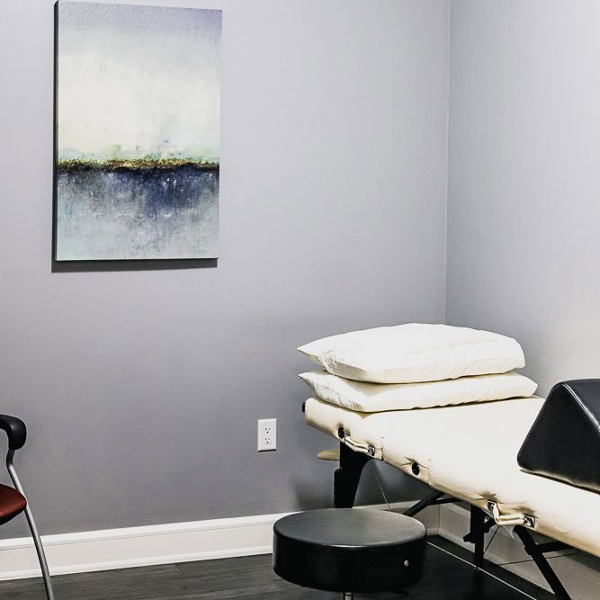 complete balance physiotherapy treatment room
