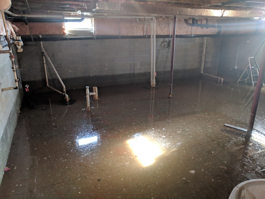 Basement Water Damage - Complete Basement Systems™