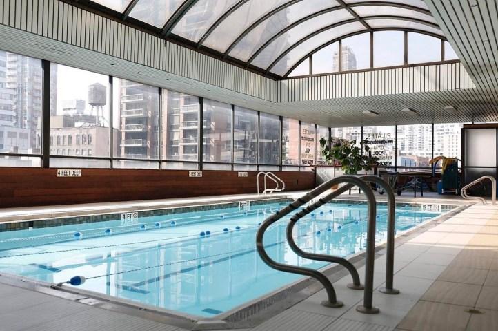pool at 57th street