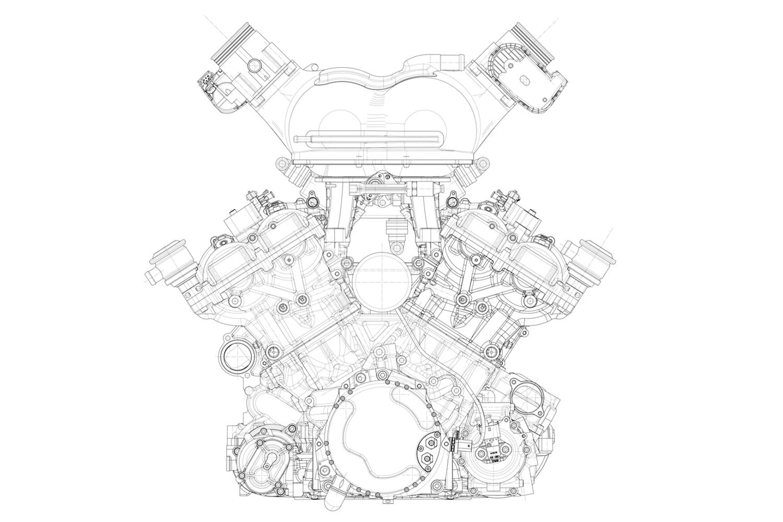 Gordon Murray Shows Off Glorious V12 Engine