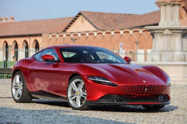 Ferrari Roma (2020)   Reviews   Complete Car