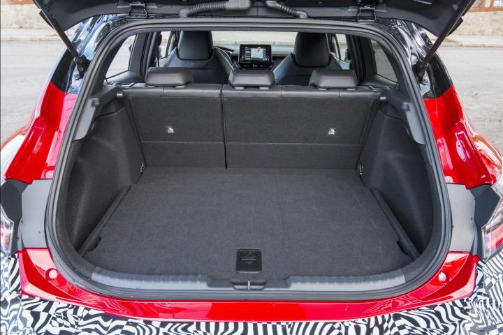 Toyota Corolla 20 Hybrid 2019 prototype  Reviews