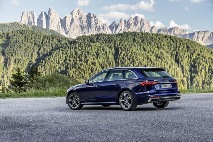 Audi A4 Avant 35 TDI diesel (2020)   Reviews   Complete Car