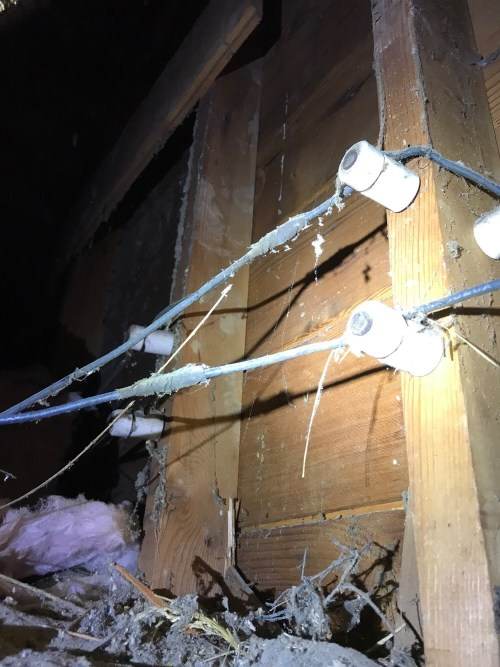 small resolution of knob and tube wiring in boise idaho