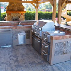 Outdoor Kitchens Compact Kitchen And Fireplace Complete Chimneys Llc Recognizes That Fashioning The Of Your Daydreams Is Substantial To Each Family Since Few Areas Are