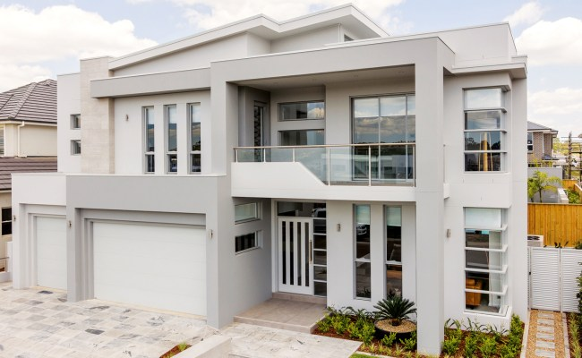Homequest Kellyville Display Village Complete Home