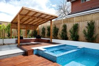 REAL POOL: Fully-tiled pool and spa design - Completehome