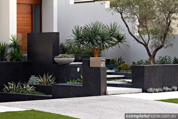 tim davies landscaping contemporary