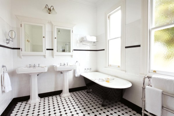 Art Deco Bathroom Designs