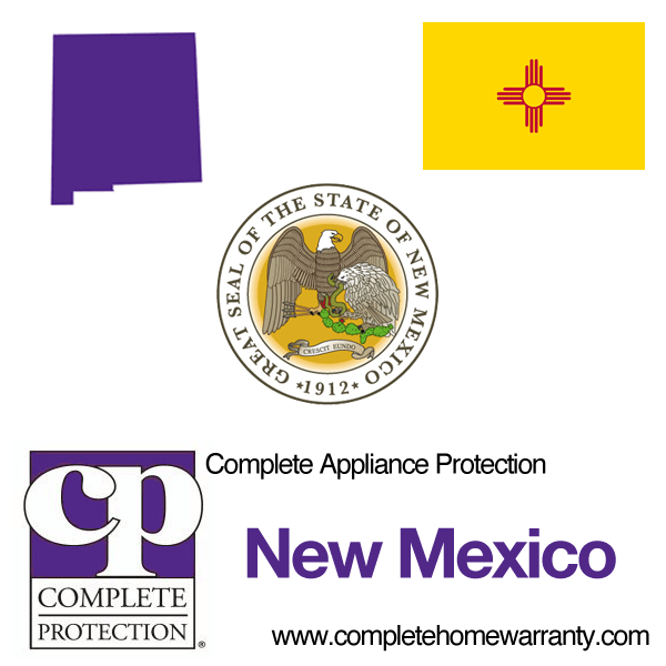 New Mexico Home Warranty Complete Protection