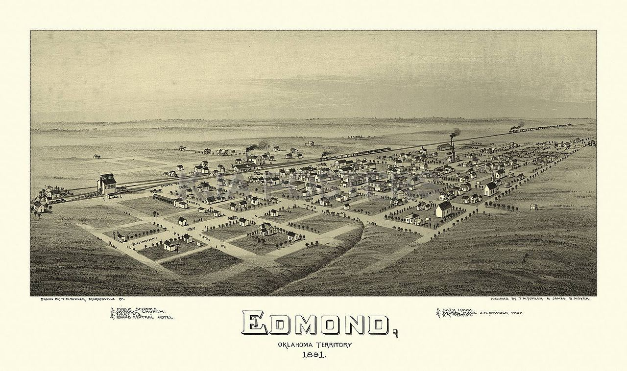 Edmond1891tmfowler