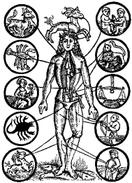 Image result for zodiac man painting