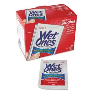 wet ones antibacterial moist