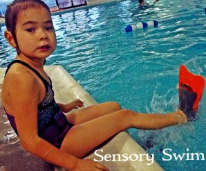 Sensory Processing Disorder & Swimming Lessons