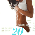 20 Minute At-Home Ab Workout Routine