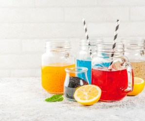 Anti Inflammatory Diet – Cherry Chia Fresca