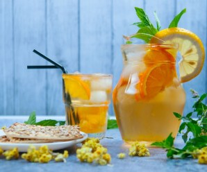 Anti Inflammatory Diet – Lemon Spritzer