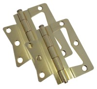 Brass Decorative Interior Door Flag Hinges for Mobile Home ...