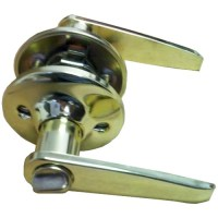 Brass Lever Privacy Door Knob for Mobile Home Manufactured ...