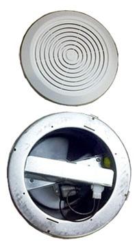 7 vertical ventilation bath fan