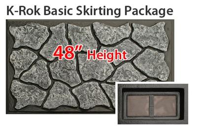 KRok Entire House Skirting Package  48 Basic for Mobile