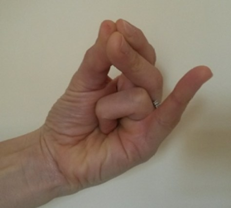 How to practice hand mudras and precautions
