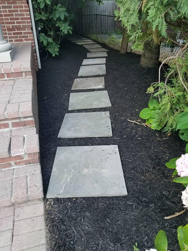 Birmingham Techo Block walkway